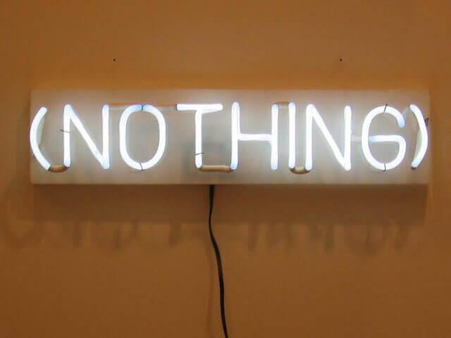 Nothing To Write