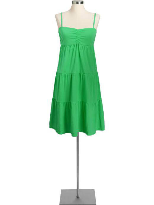What's Your Green Dress?