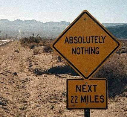 No-thingness